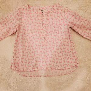 4for$20!! Carter's cotton convertible top size 18m